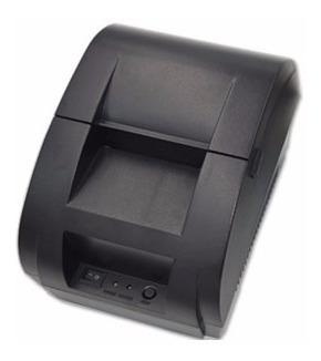 Impressora Térmica Slim Usb Ticket Cupom 58mm Não Fiscal