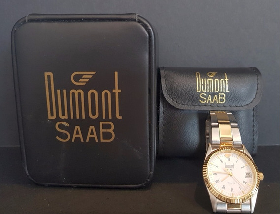 Relógio Analógico Dumont Saab