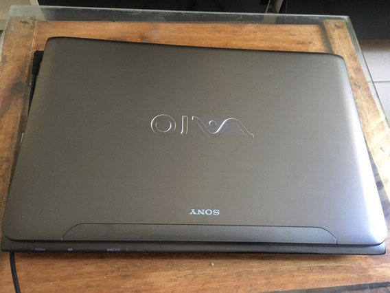 Notebook Sony Vaio Sve151d11l