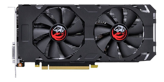 Placa De Video Gtx 1660 Ti 6gb Nvidia Geforce Gddr6 192 Bits