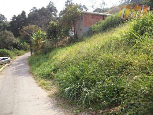 Imagem 1 de 5 de Terreno À Venda, 514 M² Por R$ 120.000,00 - Portão - Atibaia/sp - Te1400