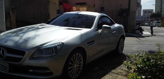 Mercedes-benz Slk 200 Prata 2012