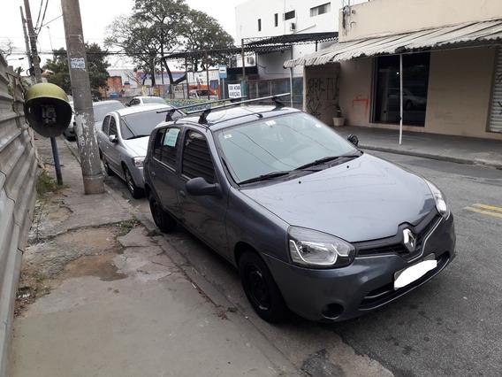 Renault Clio 12/13 15000km Aceito Kombi Para Reformar
