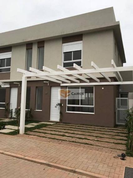 Casa Com 3 Dormitórios À Venda, 100 M² Por R$ 575.000 - Oportunidade De Negócio -roncáglia - Valinhos/sp - Ca2632