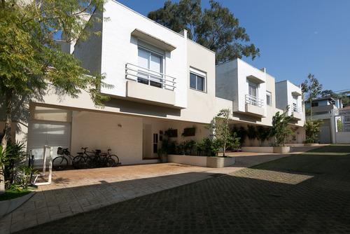 Imagem 1 de 30 de Condominio - 4 Dormitorios - Venda - Chacara Monte Alegre. - Reo97587