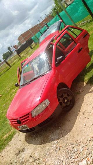 Volkswagen Gol 1.9 Sd Format 601 2008