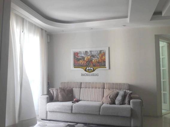 Apartamento Com 2 Dormitórios À Venda, 67 M² Por R$ 445.000,00 - Tatuapé - São Paulo/sp - Ap2593