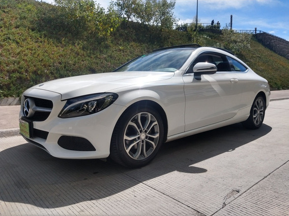 Mercedes Benz C180 Coupe 2017