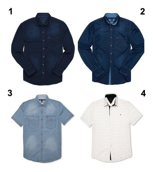 Camisas Caballero Originales Paquete 4 Piezas
