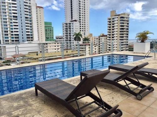 Imagen 1 de 11 de Venta De Apartamento En Famagosta Loft San Francisco 20-2952