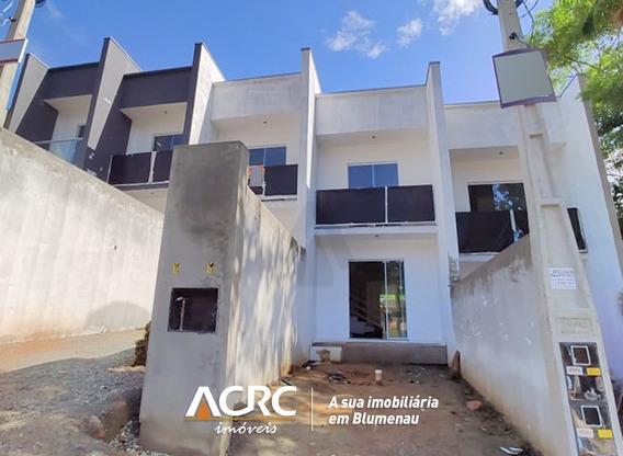 Acrc Imóveis - Sobrados Para Venda No Bairro Itoupava Central - Ca01285 - 34829608