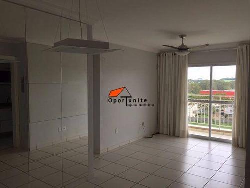 Apartamento Com 2 Dormitórios À Venda, 74 M² Por R$ 315.000,00 - Parque Industrial Lagoinha - Ribeirão Preto/sp - Ap0705