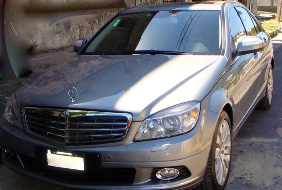 Mercedes-benz Clase C 3.0 C320cdi Elegance (dolar Oficial)