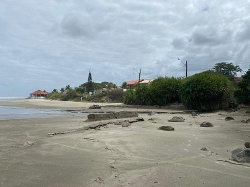Imagem 1 de 2 de Excelente Terreno Frente Ao Mar Para Construtor..