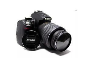 Câmera Nikon 5000 C/ Lente 18-55mm + Lente 50mm 1.8d. Urg!