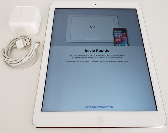 iPad Air 16gb Excelente Estado