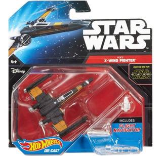 Star Wars Hot Wheels Poe