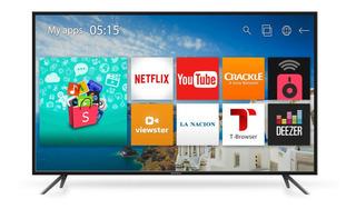 Smart Tv 50 4k Uhd Hitachi Cdh-le504ksmart18