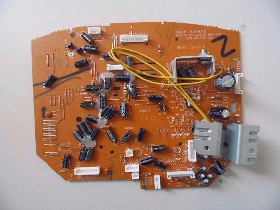 Placa Principal Micro System Mondial Bx-07