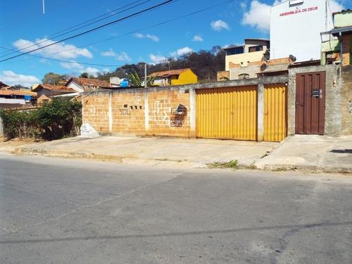 Lote Com 2 Quartos Para Comprar No Duquesa I Em Santa Luzia/mg - 3302