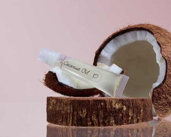 Coconut Oil - Gloss Recuperador Deisy Perozzo