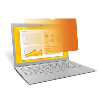 Filtro De Intimidad 3m Oro Para Laptop Widescreen Para 12.5