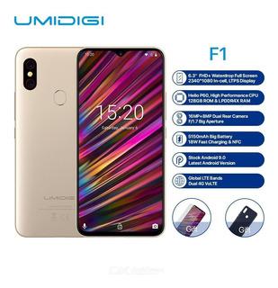 Umidigi F1 (color Oro) Android 9.0 6.3 Pulgadas Fhd 4gb Ra