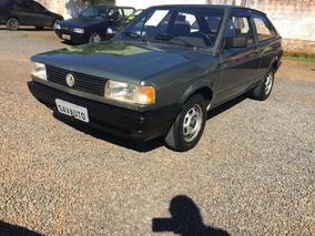Volkswagen Gol 1993 Verde Gasolina