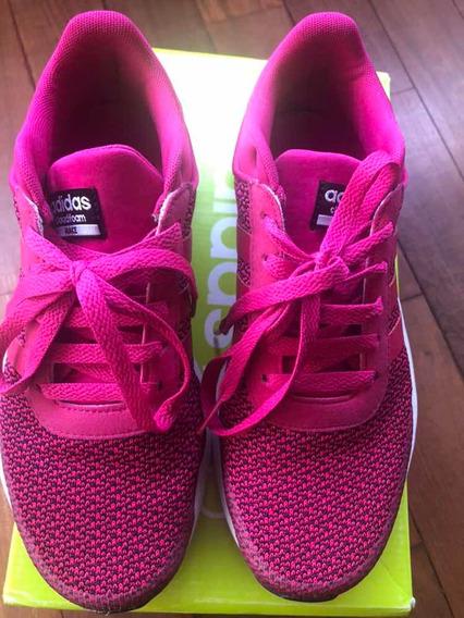 Zapatillas adidas Cloudfoam Race W Mujer