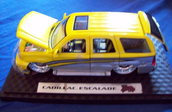 Cadillac Escalade (escala 1/24) Para Colecionadores