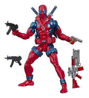 Marvel Legends 6-inch X-men Retro Deadpool 80 Aniversario