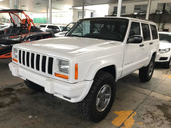 Jeep Cherokee Cherokee Sport 4x2 At 1999