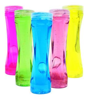 Cilindro Moco De Gorila Slime Confetti Económico Colores