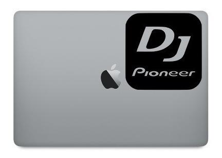 Adesivo Decorativo Deejay Pioneer Pro Dj - Dj-10