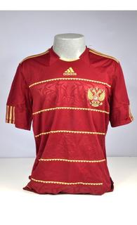 Camisa Da Rússia 2010
