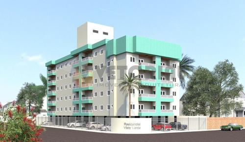 Imagem 1 de 2 de Cobertura Com 4 Dormitórios À Venda, 115 M² Por R$ 1.080.000 - Praia Das Toninhas - Ubatuba/sp - Co0023