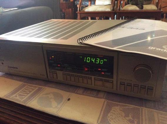Gradiente Receiver/ Mod. R-343 Funcional 100w Rms C/manual!!