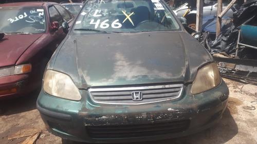 Imagem 1 de 5 de Honda Civic 1.6 16v Lx 1999 Sucata Somente Peças