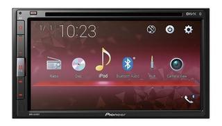 Autoestereo Pantalla Pioneer Dvd Usb Bluetooth Avh-a315bt