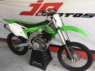 Kawasaki Kx 450 F Verde 2018