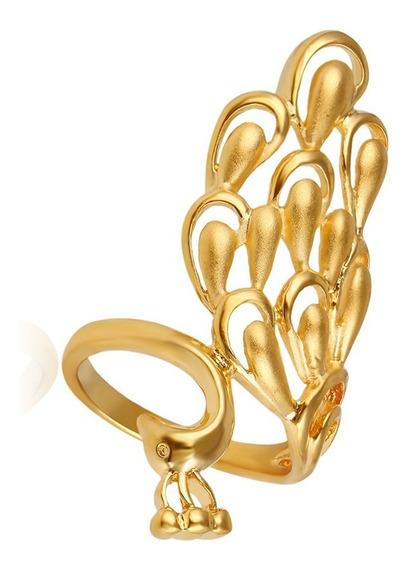 Anel Merak - Banho Ouro 18k