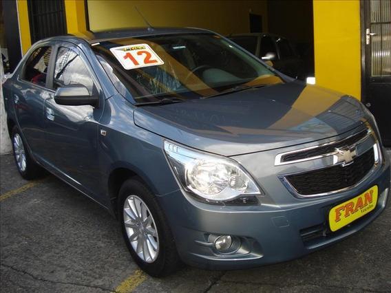 Chevrolet Cobalt Ltz Motor 1.4 2012 Cinza