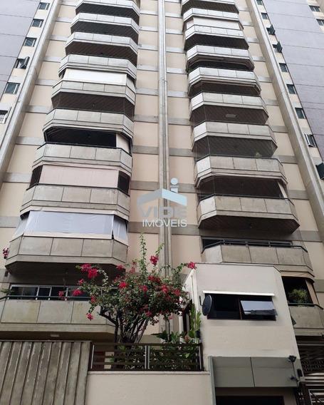 Apartamento Para Venda No Coração Do Cambuí, Campinas - Ap09833 - 34691125
