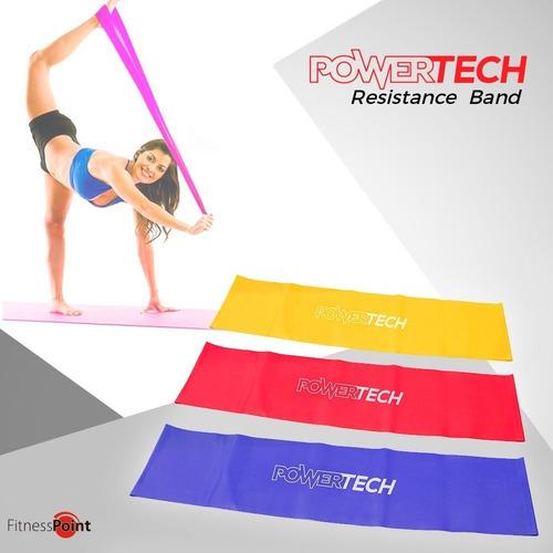 Banda Elástica Circular Tpe Power Tech Resist. Baja 0,3mm