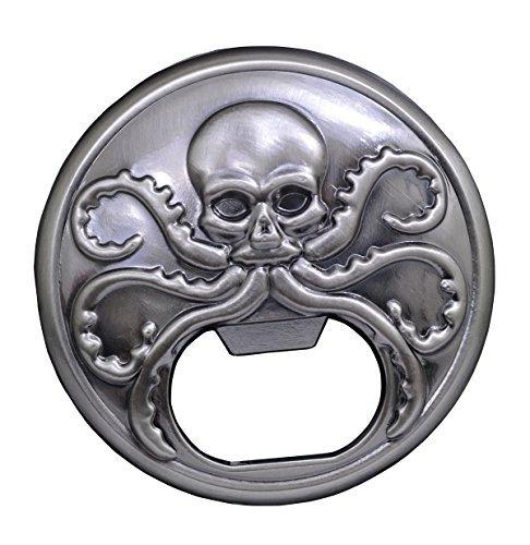Diamond Select Toys Abrebotellas Marvel Hydra Symbol