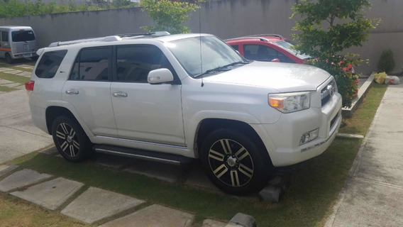 Toyota 4runner Sr5 Limited Tail