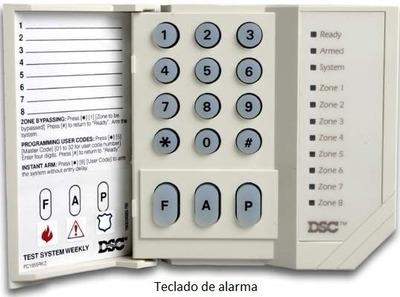 Servicio Técnico Alarmas Y Cámaras De Seguridad Venta E Inst