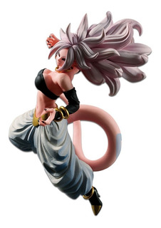 Dragon Ball Fighterz Android 21 Figure ( Original) Banpresto