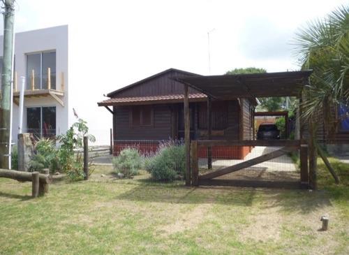 Venda Cabaña En Punta Rubia - La Pedrera , Rocha