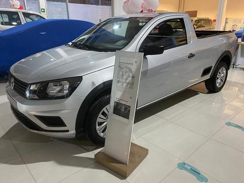Volkswagen Saveiro Cabina Sencilla 2021 Unica Unidad
